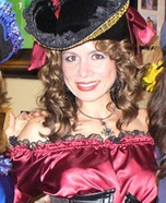 Pirate Wench Homemade Costume