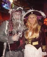Pirates Homemade Costume