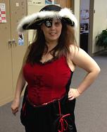 Piratress Costume