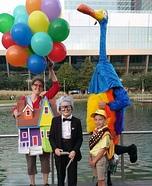 Pixar's Up! Homemade Costume
