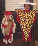 Pizza and Spaghetti Costumes for Boys