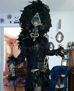 Plague Homemade Costume