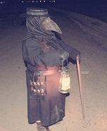 Plague Doctor Homemade Costume