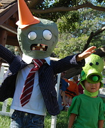 Plants vs Zombies Costume
