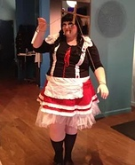 Plus Size Puppet Costume
