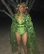 Poison Ivy Homemade Costume