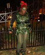 Poison Ivy DIY Costume