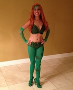 Creative Poison Ivy Costume