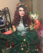 Poison Ivy AKA Mother Nature Homemade Costume