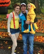 Pokémon Family Costume Ideas