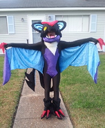 Pokemon Noivern Homemade Costume