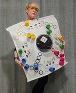 Pop-o-matic Trouble Maternity Costume