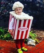 Popcorn Homemade Costume