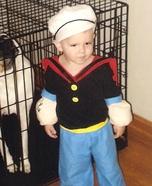 Popeye Costume