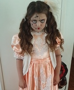 Porcelain Doll Halloween Costume