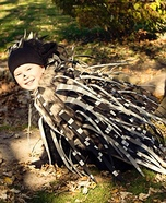 Porcupine Homemade Costume