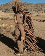 Porcupine Homemade Costume
