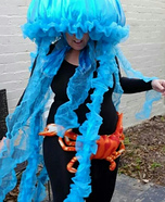 Portuguese Woman-o-War Homemade Costume