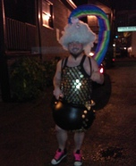 Pot of Gold Homemade Costume