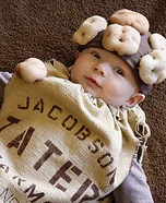 Cutest Halloween costumes for babies - Potato Sack Baby Costume