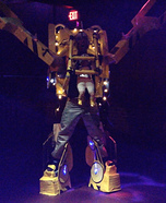 Power Loader Homemade Costume