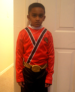 Power Rangers Costume for Boys