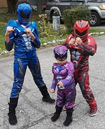 Power Rangers Ninja Steel Costume