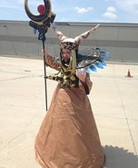 Power Rangers Rita Repulsa Homemade Costume