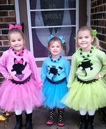 Powerpuff Girls Homemade Costume