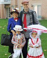Practically Perfect in Every Way! Homemade Costume