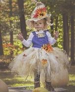 Precious Scarecrow Homemade Costume