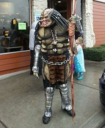 Predator Homemade Costume