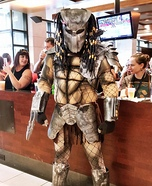 Predator Jungle Hunter Homemade Costume
