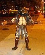 Predator movie costume