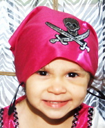 Pretty Pirate Costume