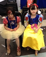 Pretty Snow White Costume