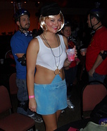 Pretty Woman Homemade Costume