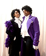Prince Couple Costume