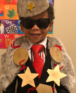 Prince Akeem Homemade Costume