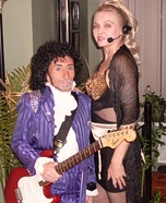 Prince and Madonna Costume