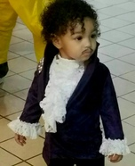 Prince Baby Homemade Costume