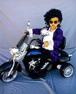 Prince has Risen Homemade Costume