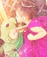 Princess and the Frog Costume