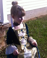 Princess Anna Homemade Costume