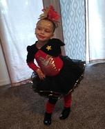 Princess Ballet Dancer Homemade Costume
