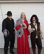 Princess Bride Homemade Costume