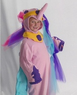 Princess Celestia Homemade Costume