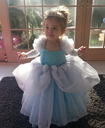 Princess Cinderella Homemade Costume