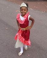 Princess Elena Costume
