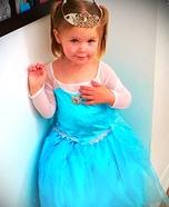 Princess Elsa Toddler Costume